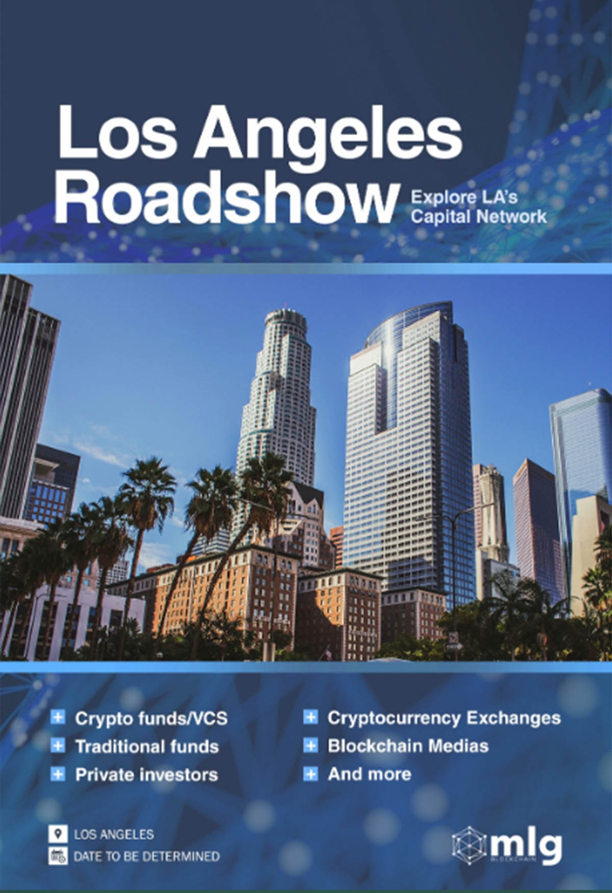 Los Angeles Blockchain Roadshow